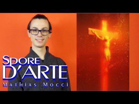 Piss Christ di Andres Serrano - Spore D'ARTE - Mathias Mocci