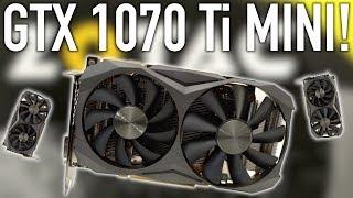 ZOTAC GTX 1070 Ti Mini - What's In The Box?