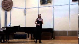 N. Zelyankova, N. Kachalova Ch W Gluck, Orphee's aria