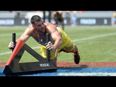 The CrossFit Games: Individual Sprint Sled