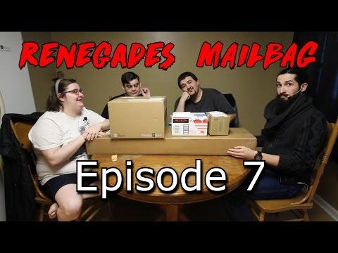 Renegades Mailbag Episode 7