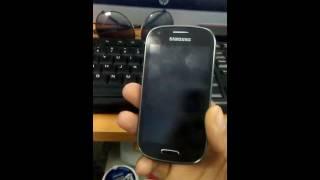 Hard reset de Samsung galaxy Light SGH-T339N