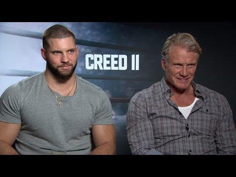 Download Creed 2: Entrevista con Dolph Lundgren Y Florian Munteanu