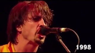 Foo Fighters' Evolution 1995-2015 (This Is a Call Live Supercut)