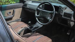 1984 Audi Quattro Turbo coming to the CCA September Sale 2018