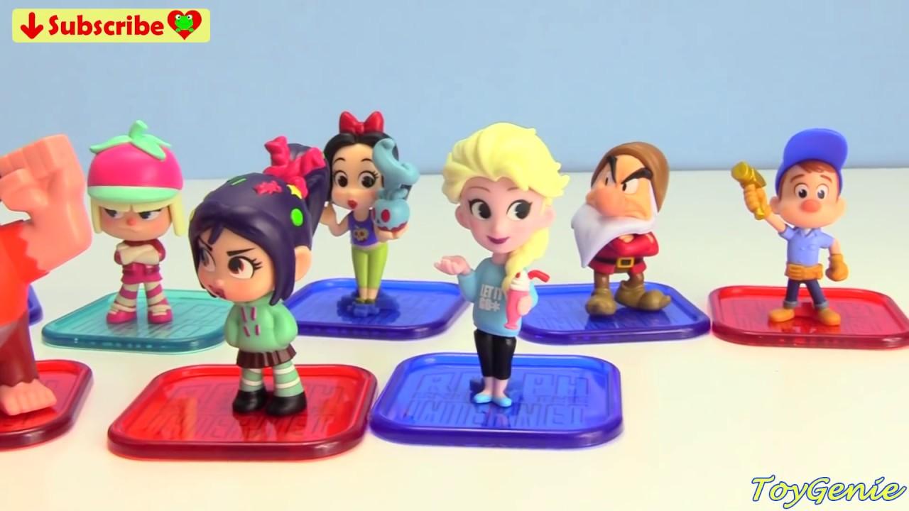 Download Wreck It Ralph 2 Breaks the Internet Power Pac Figures Princess Elsa