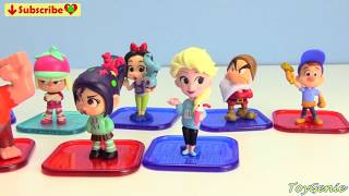 Wreck It Ralph 2 Breaks the Internet Power Pac Figures Disney Princess Elsa