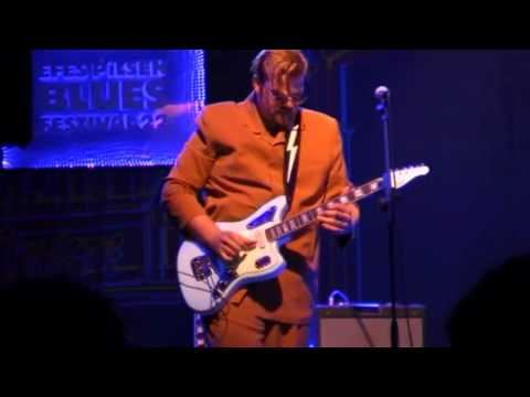 Efes Blues Festival 2011 - Rick Estrin 1