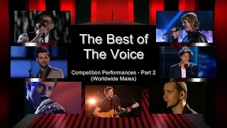 Best of The Voice Performances 2