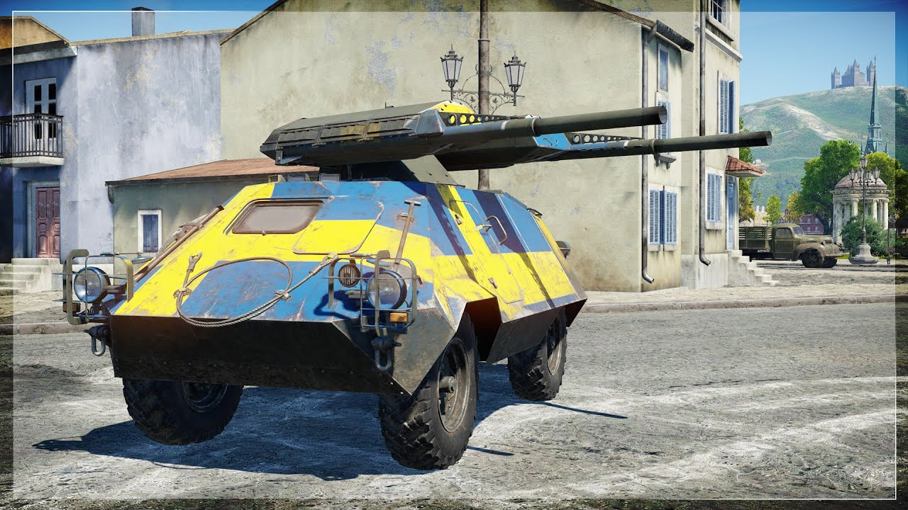 U-SH 405 | ROCKET TURRET DEATH MACHINE (War Thunder)