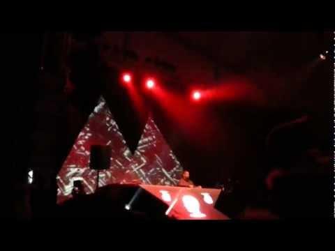 Carl Craig @ Electrosnow, Andorra, 31/03/2013