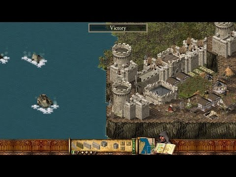 Stronghold HD - Invasions - The Gauntlet [very hard] |