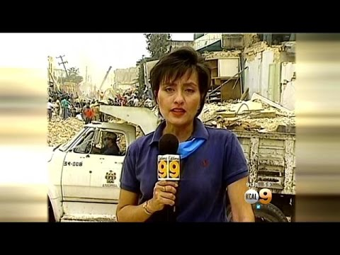 Saying Goodbye To KCAL9 Anchor Sylvia Lopez