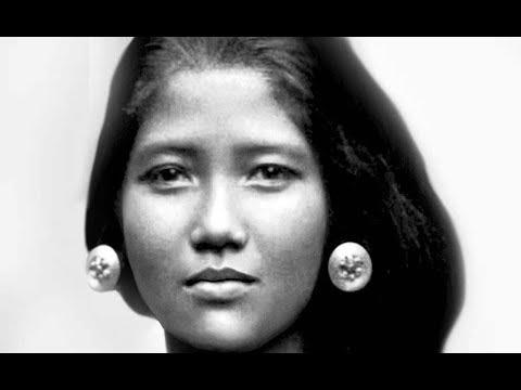 KECANTIKAN ALAMI Wanita Indonesia Tempo Doeloe