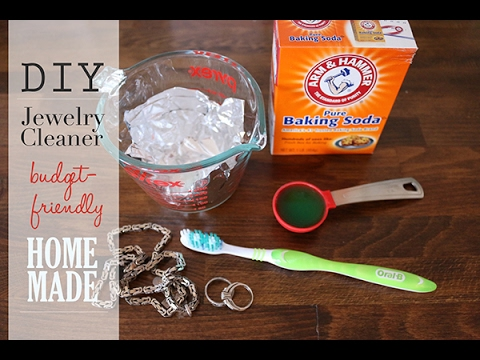 Your Home: Jewelry Cleaner Using Foil