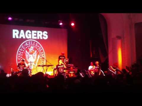 MGK Blaze Up & Salute live - Machine Gun Kelly live in bowl
