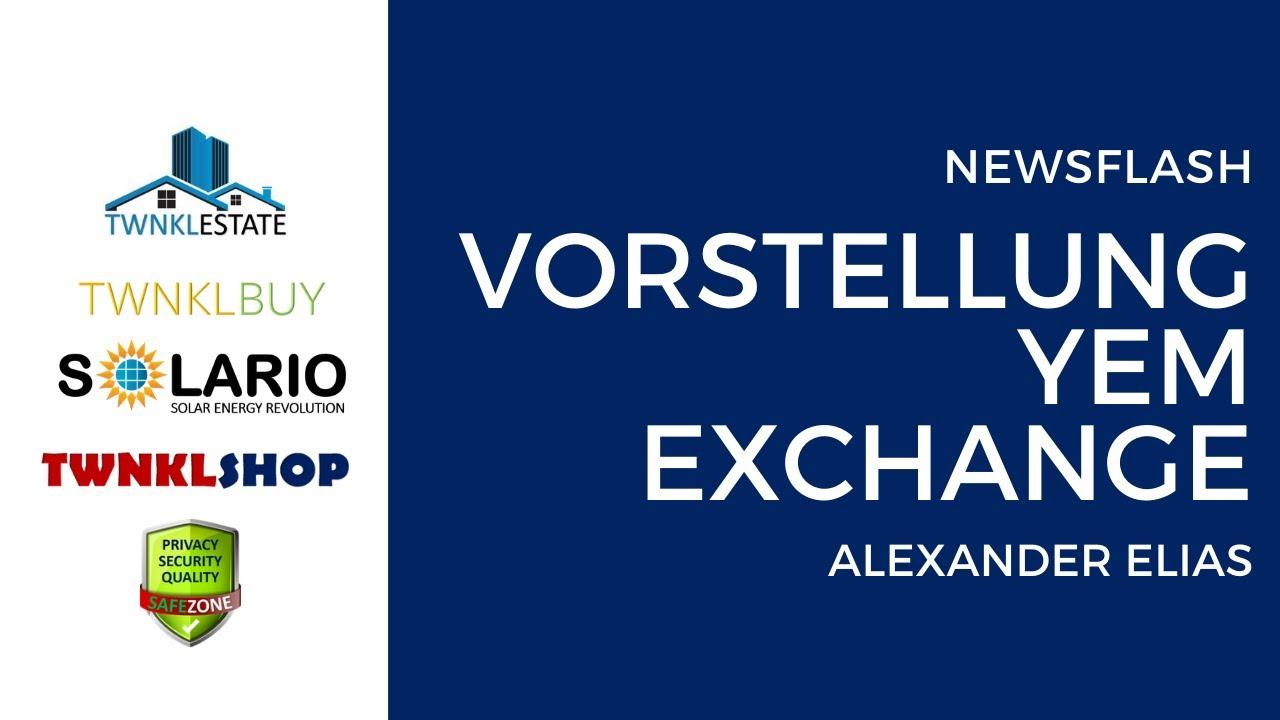 Download Vorstellung Yem Exchange