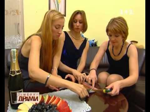 Семейные драмы эфир от 26 08 2011.