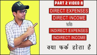 82: Difference Between Direct & Indirect | What is Direct & Indirect