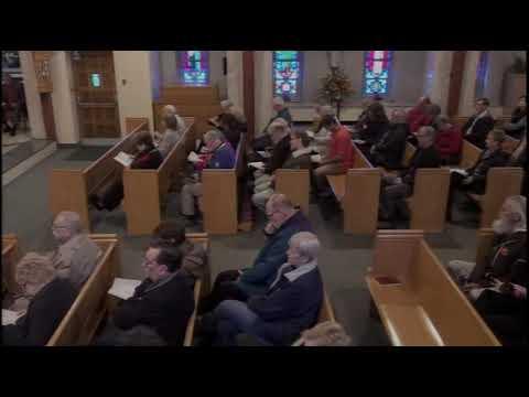 SSP Mass Second Sunday of Advent December 8, 2019
