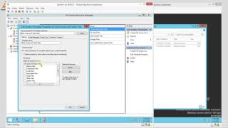 File Server Resource Manager (FSRM) File Screens on Windows Server 2012 R2