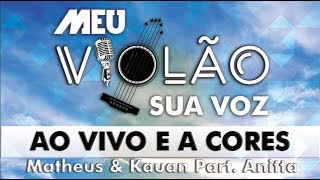 Baixar Matheus & Kauan - Ao Vivo E A Cores ft. Anitta (KARAOKE) (VIOLÃO)