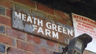 Urbex ~ Derelict But Alarmed Meath Green Farm