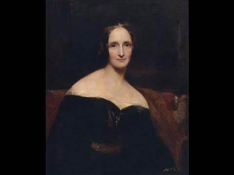 MARY SHELLEY, AUTORA DE FRANKENSTEIN (Año 1797) Pasajes de la historia (La rosa de los vientos)