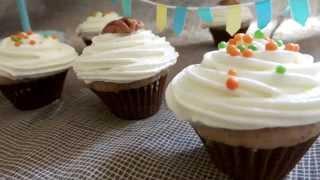 """Receta: Cupcakes de zanahoria""""! Thumbnail"""