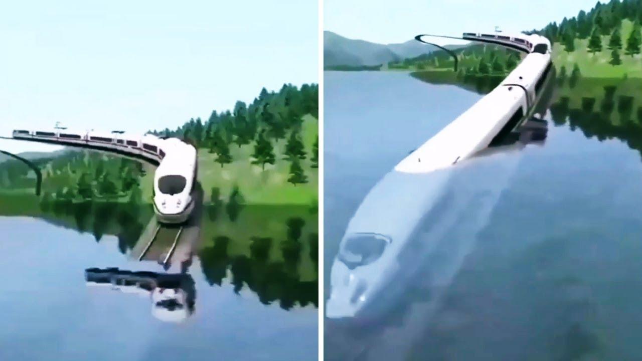 10 รถไฟสุดล้ำแห่งอนาคตที่คุณจะต้องตกตะลึง (แจ่มมาก)