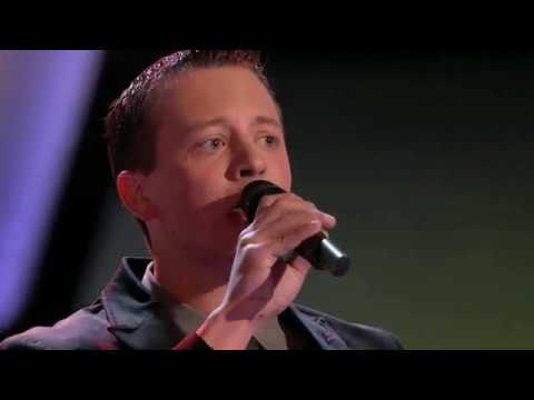 The Voice 2014 Blind Audition  Noah Lis: Me & Mrs Jones