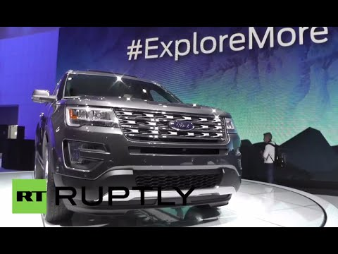 USA: See Ford's tricked-out 2016 Explorer