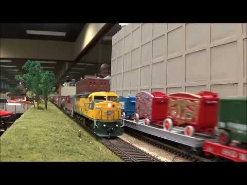 CIRC model train club Iowa State Fair 2017