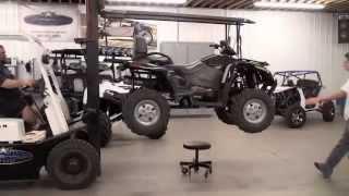 MARSHALL MOTOART One Cool Stool, Creeper & Caster