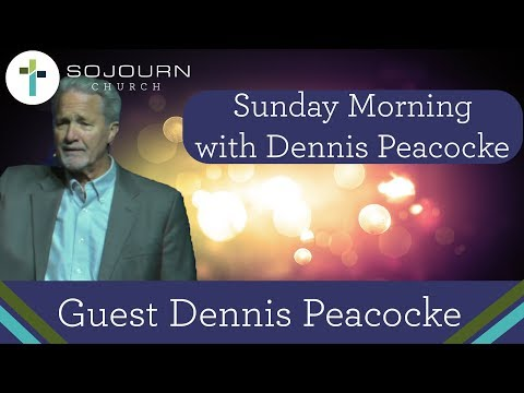 Sunday Morning With Dennis Peacocke 9am September 10, 2017