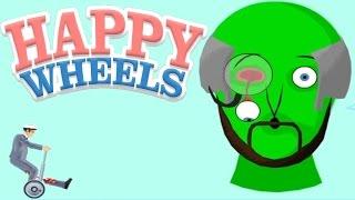 おじさんの顔どこいった? -  Happy Wheels 実況プレイ - Part16 thumbnail