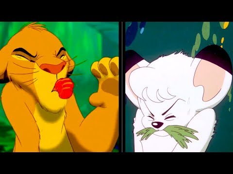 Someone Makes A Comparison Video That Accuses Disney Of Stealing Lion King's Story From A 1965 Japanese Animat