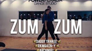Zum Zum Daddy Yankee Rkm Ken Y Arcangel Choreography By Felipe Concha