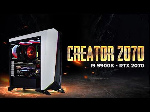 PC I9 9900K- RTX 2070 Cấu Hình Đồ Họa, Gaming Chuyên Nghiệp