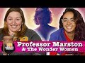 "Drunk Lesbians Watch ""Professor Marston & The Wonder Women"" (Feat. Jordan Shalhoub)"
