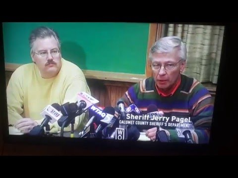 Watch Ken Kratz lie to media in Steven avery case