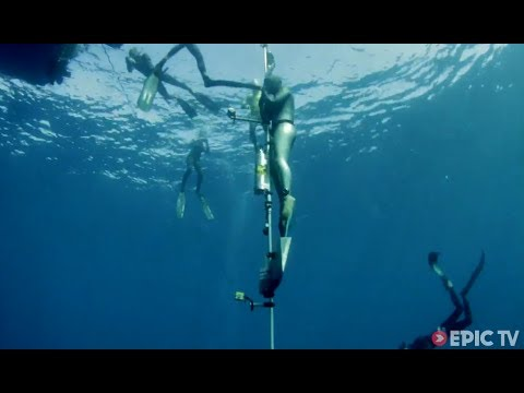 Pushing Freedive Limits in Sweden | Barely Breathing with Annelie Pompe, Ep. 3