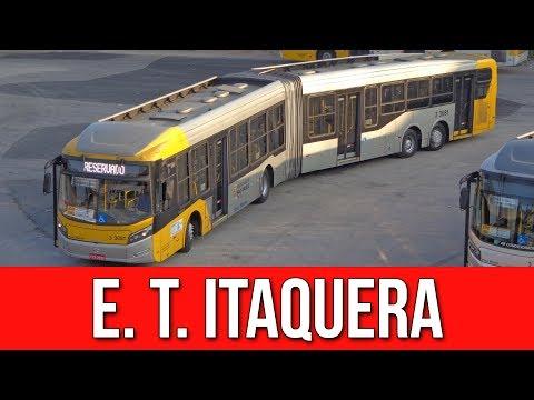 Movimentação de Ônibus #73 - Estação de Transferência Itaquera
