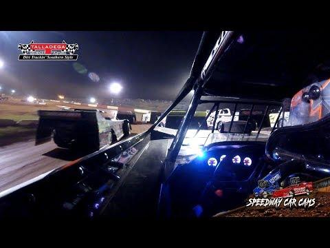 #1 Jason Hiett - Super Late Model - 3-29-19 Talladega Short Track - In Car Camera