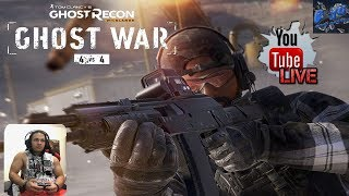 Tom Clancy's Ghost Recon Wildlands- PVP Ghost War