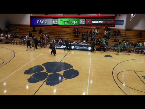 Columbus State vs Cuyahoga - Women's College Basketball - Score On-Air
