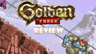 Golden Force (Switch) Review (Video Game Video Review)