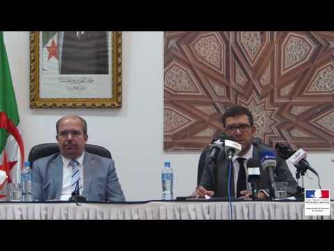 Allocution de M. Schaumasse au séminaire des imams détachés en France