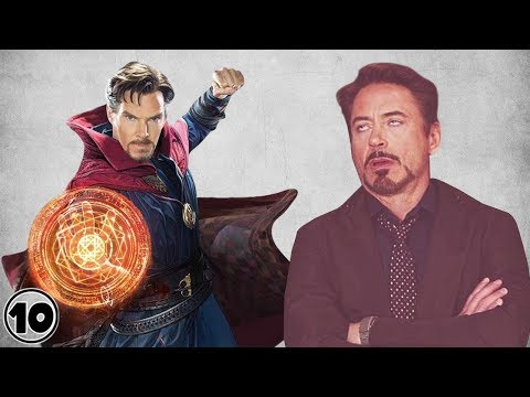 Top 10 Superheroes That Annoy Iron Man