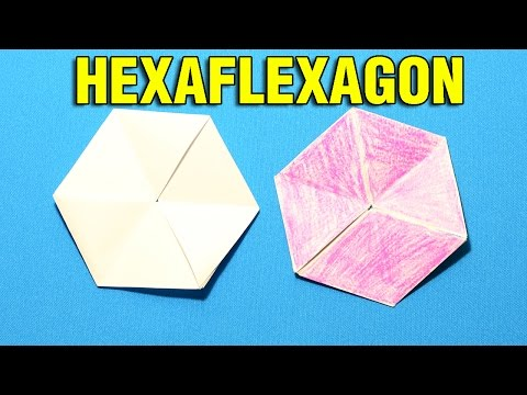 How To Make A Flexagon Origami. How Make Hexaflexagon. Флексагон, гексафлексагон оригами. ORGANZA
